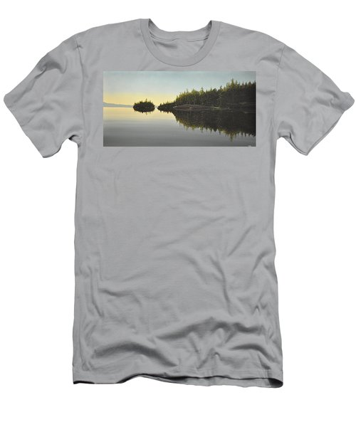 Muskoka Solitude Men's T-Shirt (Athletic Fit)