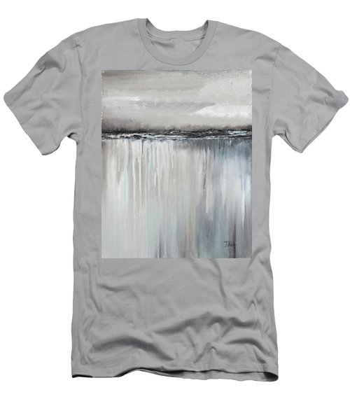 Muted Paysage I Men's T-Shirt (Athletic Fit)