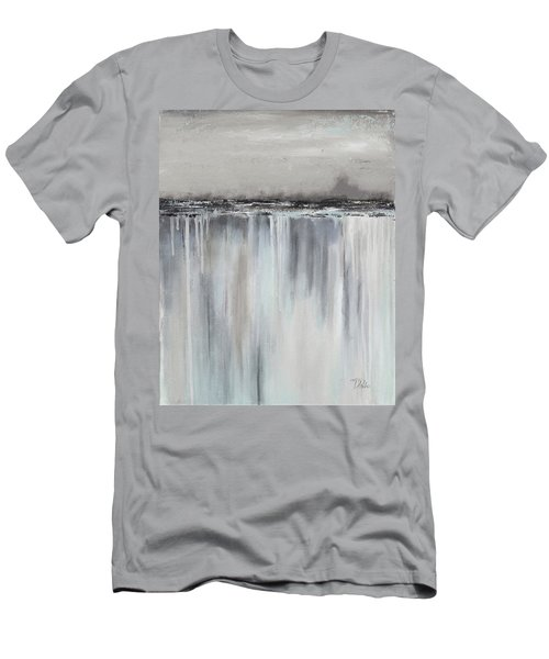 Muted Paysage II Men's T-Shirt (Athletic Fit)