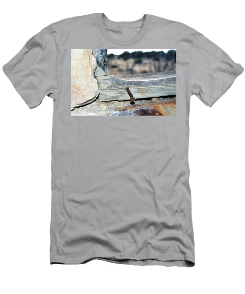 Nail On The Trail Men's T-Shirt (Athletic Fit)