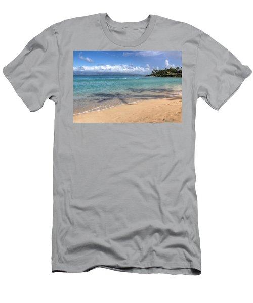 Napili Bay Maui Men's T-Shirt (Athletic Fit)