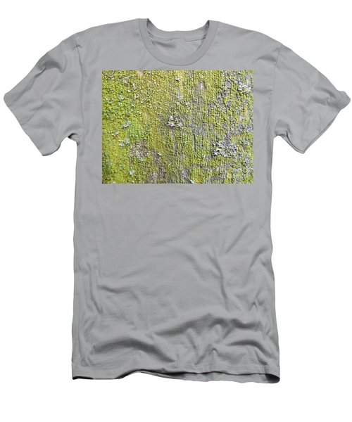 Natural Abstract 1 Men's T-Shirt (Slim Fit)