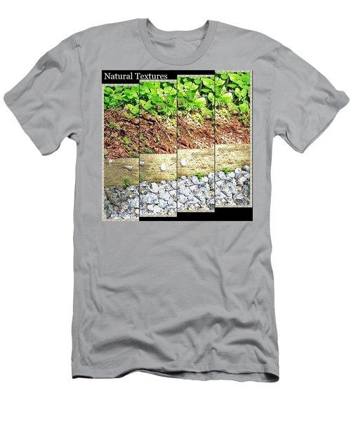 Natural Textures Men's T-Shirt (Athletic Fit)