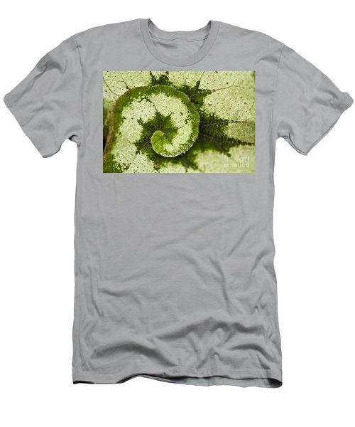 Natures Spiral Men's T-Shirt (Athletic Fit)