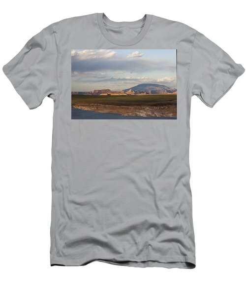 Navajo Mountain View Men's T-Shirt (Athletic Fit)