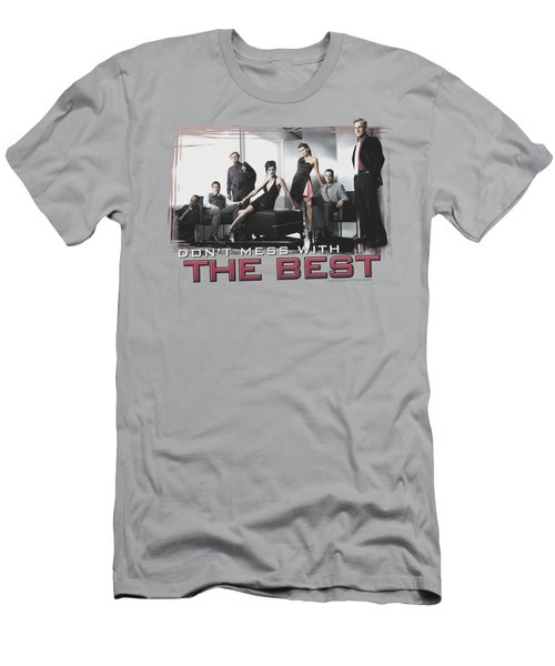 Ncis - The Best Men's T-Shirt (Athletic Fit)