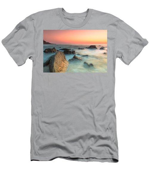 Neptune Lands Men's T-Shirt (Athletic Fit)