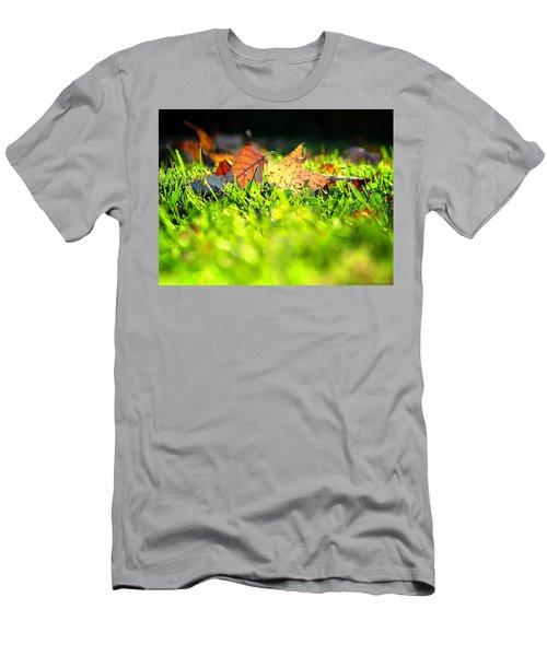 Nestled Men's T-Shirt (Athletic Fit)