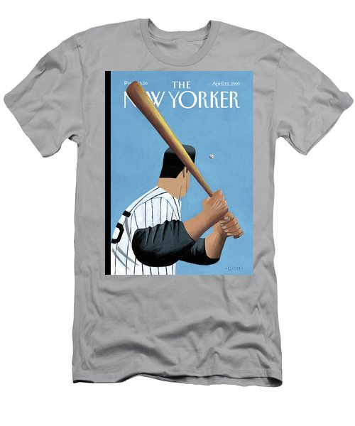 New Yorker April 12th, 1999 Men's T-Shirt (Athletic Fit)