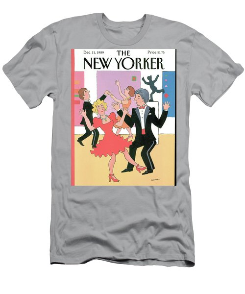 New Yorker December 11th, 1989 Men's T-Shirt (Athletic Fit)