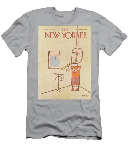 New Yorker December 9th, 1974 Men's T-Shirt (Athletic Fit)