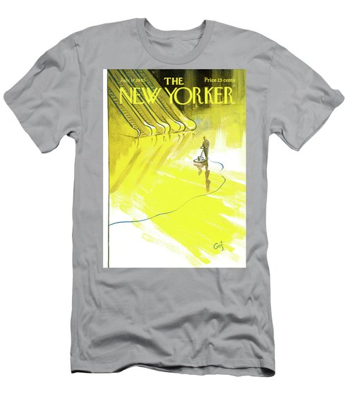 New Yorker July 17th, 1965 Men's T-Shirt (Athletic Fit)