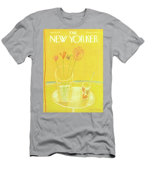 New Yorker July 26th, 1976 Men's T-Shirt (Athletic Fit)