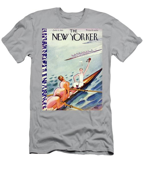 New Yorker June 15 1935 Men's T-Shirt (Athletic Fit)