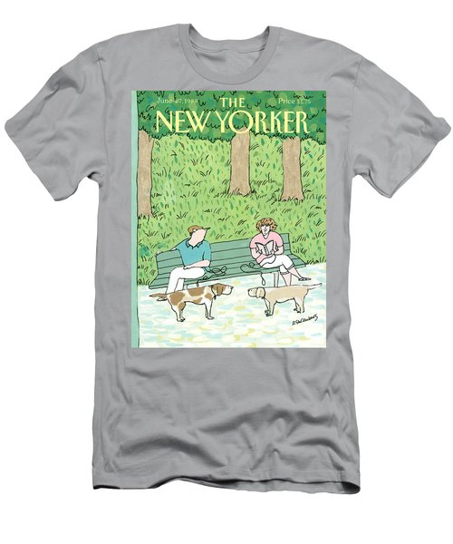 New Yorker June 27th, 1988 Men's T-Shirt (Athletic Fit)