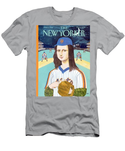 New Yorker June 3rd, 1991 Men's T-Shirt (Athletic Fit)