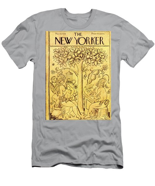 New Yorker March 14 1936 Men's T-Shirt (Athletic Fit)