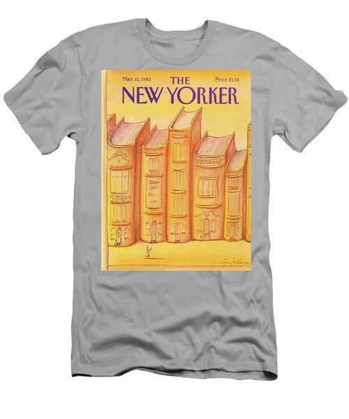 New Yorker March 15th, 1982 Men's T-Shirt (Athletic Fit)