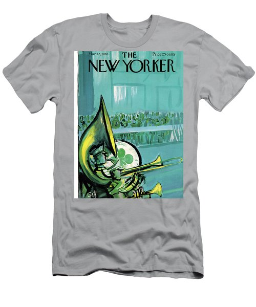 New Yorker March 18th, 1961 Men's T-Shirt (Athletic Fit)