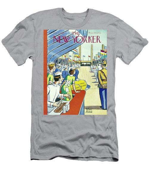 New Yorker May 11 1940 Men's T-Shirt (Athletic Fit)