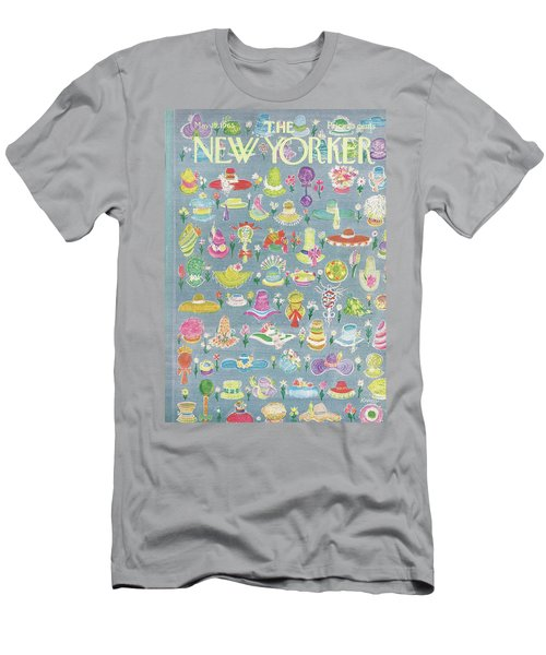 New Yorker May 15th, 1965 Men's T-Shirt (Athletic Fit)
