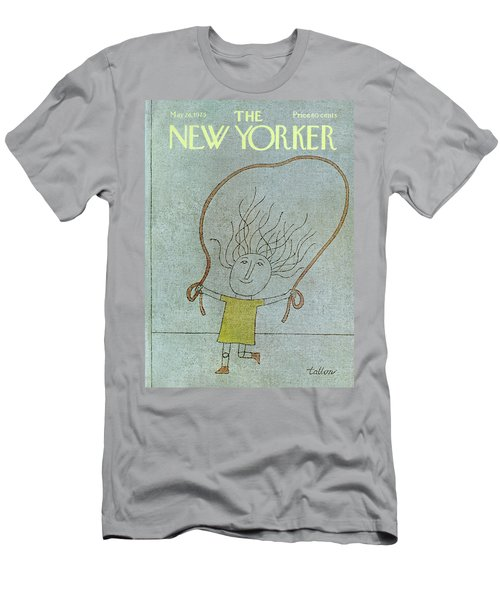 New Yorker May 26th, 1975 Men's T-Shirt (Athletic Fit)