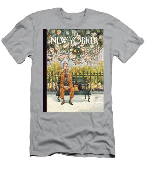 New Yorker May 30th, 2005 Men's T-Shirt (Athletic Fit)