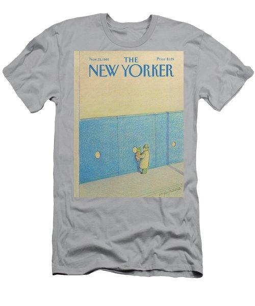 New Yorker November 23rd, 1981 Men's T-Shirt (Athletic Fit)