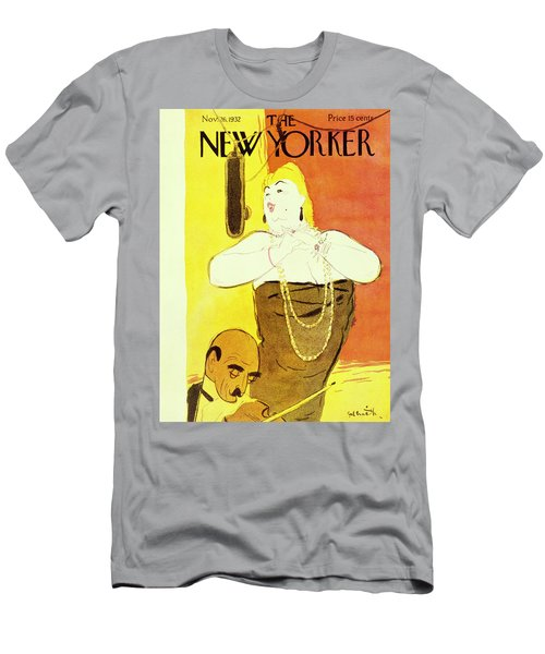New Yorker November 26 1932 Men's T-Shirt (Athletic Fit)