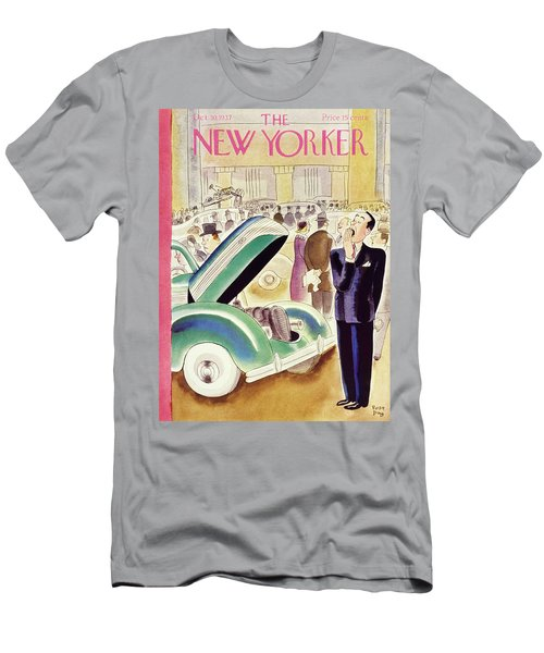 New Yorker October 30 1937 Men's T-Shirt (Athletic Fit)