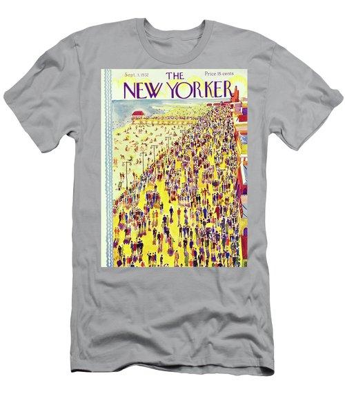 New Yorker September 3 1932 Men's T-Shirt (Athletic Fit)