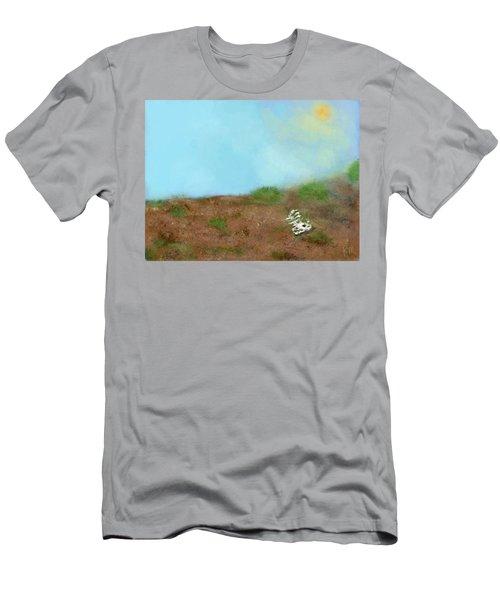 No Man's Land Men's T-Shirt (Athletic Fit)