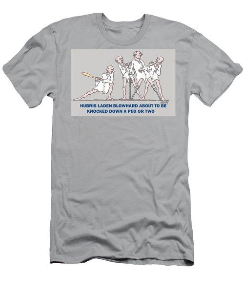 No Mercy Men's T-Shirt (Athletic Fit)