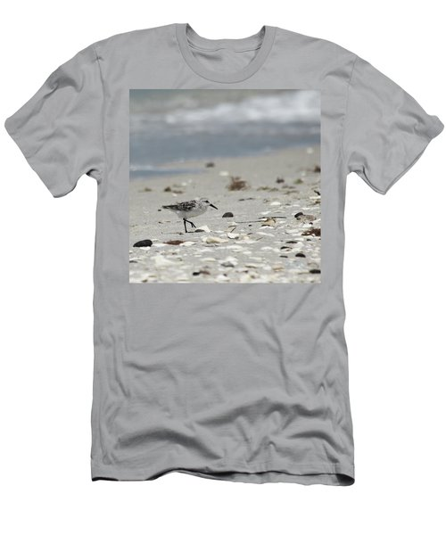 Nokomis Beach Piper Men's T-Shirt (Athletic Fit)