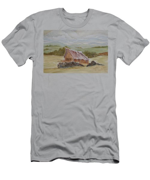 North Of Winnemucca Men's T-Shirt (Athletic Fit)