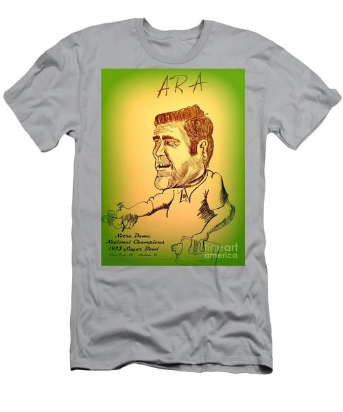 Notre Dame Vs Alabama Men's T-Shirt (Athletic Fit)