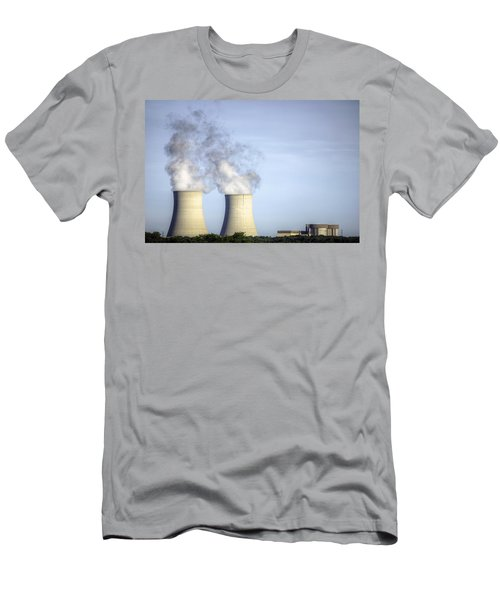Nuclear Hdr3 Men's T-Shirt (Athletic Fit)
