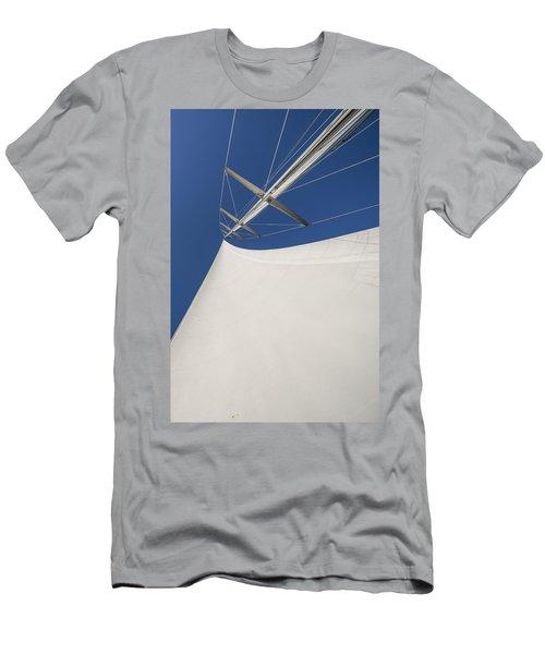 Obsession Sails 4 Men's T-Shirt (Athletic Fit)