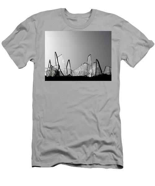 Obstacles  Men's T-Shirt (Athletic Fit)