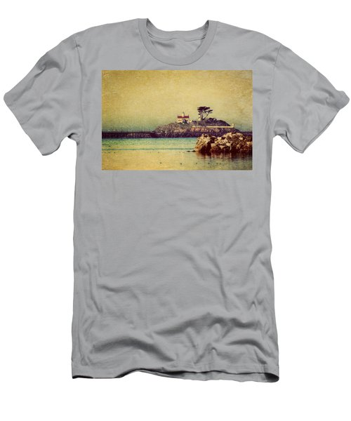 Ocean Dreams Men's T-Shirt (Slim Fit) by Melanie Lankford Photography
