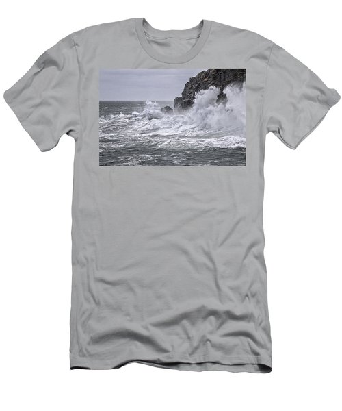 Ocean Surge At Gulliver's Men's T-Shirt (Athletic Fit)