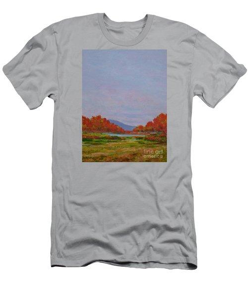 October Morning Men's T-Shirt (Athletic Fit)