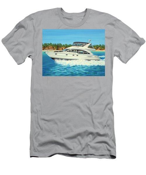 Ohana Pacific Men's T-Shirt (Athletic Fit)