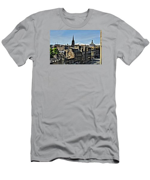 Olde Edinburgh Men's T-Shirt (Athletic Fit)