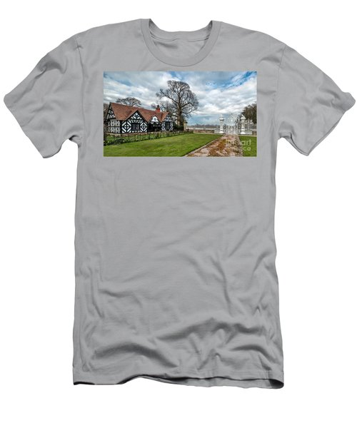 Old English Lodge Men's T-Shirt (Athletic Fit)