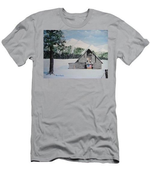 Old Forgotten But Still Proud Men's T-Shirt (Athletic Fit)