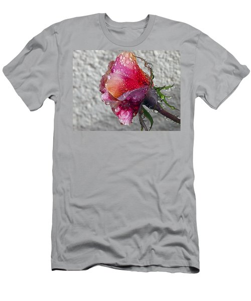 Men's T-Shirt (Slim Fit) featuring the photograph Olde English by Joe Schofield