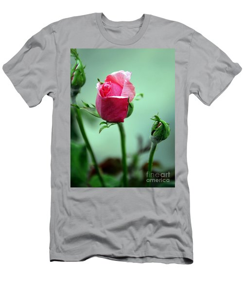 Men's T-Shirt (Athletic Fit) featuring the photograph Oldest Sibling by Clayton Bruster