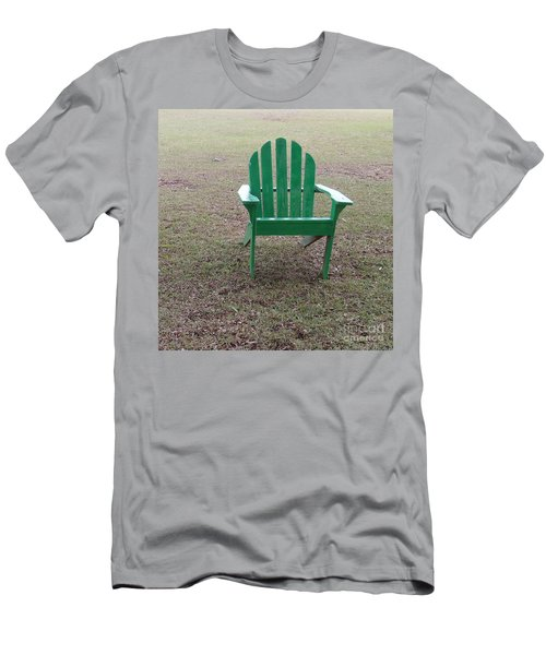 Ole Weathered Chair Men's T-Shirt (Athletic Fit)