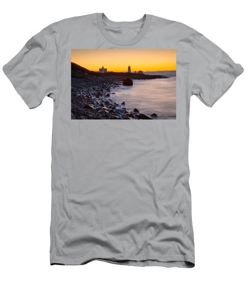 On The Point Men's T-Shirt (Athletic Fit)